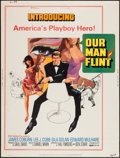 "Movie Posters:Adventure, Our Man Flint (20th Century Fox, 1966). Poster (30"" X 40"").Adventure.. ..."