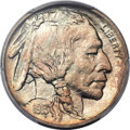 Proof Buffalo Nickels, 1913 5C Type One PR66 PCGS Secure. CAC....