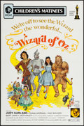 """Movie Posters:Fantasy, The Wizard of Oz (MGM, R-1972). One Sheet (27"""" X 41""""). Fantasy....."""