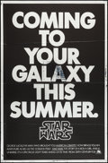 """Movie Posters:Science Fiction, Star Wars (20th Century Fox, 1977). One Sheet (27"""" X 41"""") Mylar Advance. Science Fiction.. ..."""