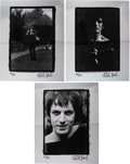 Music Memorabilia:Memorabilia, Three Portraits of Syd Barrett by Mick Rock Limited Edition Set#32/65(Genesis Publications, 2011)....