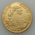 Colombia, Colombia: Ferdinand VII gold 8 Escudos 1816-JF,...