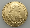 Colombia, Colombia: Ferdinand VII gold 8 Escudos 1809-JF,...