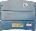 Baseball Collectibles:Others, New York Yankees Original Stadium Seat - No 6. ...
