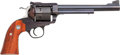 Handguns:Single Action Revolver, Sturm Ruger New Model Bisley Blackhawk Single Action Revolver....
