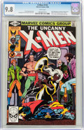 Modern Age (1980-Present):Superhero, X-Men #132 (Marvel, 1980) CGC NM/MT 9.8 White pages....
