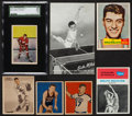 Olympic Cards:General, 1930's-2000's Vintage Hockey, Basketball & Other Sports CardCollection (23). ...