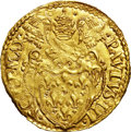 Italy:Papal States, Italy: Papal States. Paolo (Paul) III gold Scudo d'oro ND(1534-49),...