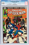 Modern Age (1980-Present):Superhero, The Amazing Spider-Man #202 (Marvel, 1980) CGC NM/MT 9.8 Whitepages....