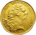 German States:Prussia, German States: Prussia. Friedrich II (The Great)goldFriedrichs d'or 1750-A,...