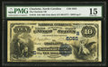 National Bank Notes:North Carolina, Charlotte, NC - $10 1882 Date Back Fr. 542 The Charlotte NB Ch. # (S)5055. ...