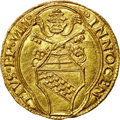 Italy:Papal States, Italy: Papal States. Innocent VIII gold Fiorino di Camera ND(1484-92),...