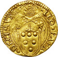 Italy:Papal States, Italy: Papal States. Leo X gold Ducat ND (1513-21),...