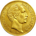 German States:Bavaria, German States: Bavaria - Wurzburg. Maximilian II Goldgulden ND(1850),...