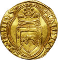 Italy:Papal States, Italy: Papal States. Calixtus III (1455-58) gold Ducat ND,...
