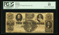 Obsoletes By State:Ohio, Painesville, OH- The Bank of Geauga Counterfeit $5 Aug. 4, 1859....