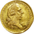 German States:Bavaria, German States: Bavaria. Karl Theodor gold Ducat 1780,...