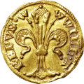 German States:Cologne, German States: Cologne-Archbishopric. Wilhelm von Gennep (1349-62)gold Florin ND,...