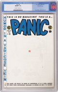 Golden Age (1938-1955):Humor, Panic #6 Gaines File pedigree 1/7 (EC, 1955) CGC NM/MT 9.8 Off-white to white pages. With the success of Mad, the powers...