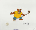 """Animation Art:Production Cel, """"Charlie Beary"""" Animation Production Cel Original Art (Walter LantzProductions, undated). This hand inked and hand painted ..."""