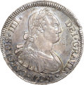 Chile, Chile: Carlos IV 4 Reales 1794 So-DA,...