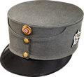 Militaria:Uniforms, Austrian Army Mountain Troops Officer's Kepi....