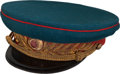 Militaria:Uniforms, Russian Soviet General's Visor Hat....