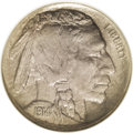 Buffalo Nickels: , 1914/3-S 5C MS64 NGC. FS-014.89. Of the 1914/3-S, David Lange, inhis 2000 edition of The Complete Guide to Buffalo Nicke...