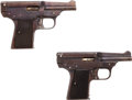 "Handguns:Semiautomatic Pistol, Lot of Two Warner Arms ""The Infallible"" Semi-Automatic Pistols.... (Total: 2 Items)"
