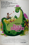 Miscellaneous:Movie Posters, [Movie Posters]. [Walt Disney]. Pete's Dragon and TheApple Dumpling Gang Rides Again. One sheets (2...