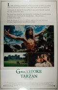 Miscellaneous:Movie Posters, [Movie Posters]. [Edgar Rice Burroughs]. Greystoke: The Legend of Tarzan Lord of the Apes. One sheet. 27 x 41 in...