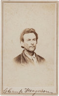 Photography:CDVs, Champ Ferguson Carte-de-Visite....