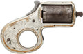 "Handguns:Single Action Revolver, Reid ""My Friend"" Knuckle Duster Revolver...."
