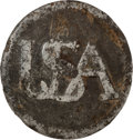 Military & Patriotic:Revolutionary War, Continental Army Uniform Button....