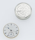Timepieces:Other , Waltham 17 Jewel Movement Only No Case. ...