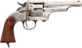 Handguns:Single Action Revolver, Merwin & Hulbert Large Frame Single Action Army Revolver....