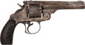 Handguns:Single Action Revolver, Smith & Wesson Top Break Single Action Revolver....