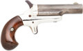 Handguns:Derringer, Palm, Colt Third Model Derringer....