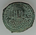 Ancients:Byzantine, Ancients: Maurice Tiberius (AD 582-602). Æ follis (11.64 gm)....