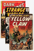 Golden Age (1938-1955):Miscellaneous, Comic Books - Assorted Golden and Silver Age Horror and Science Fiction Comics Group (Various Publishers, 1950s-'60s) Conditio... (Total: 18 Comic Books)