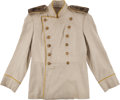 Militaria:Uniforms, Imperial Russian Cavalry Officers' Tunic....