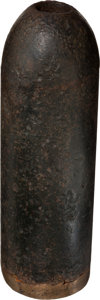 Military & Patriotic:Civil War, Confederate 3-Inch Brooke Shell Recovered in Tennessee....