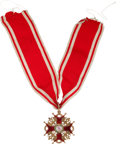 Militaria:Insignia, Russian Order of St. Stanislaus, 2nd Class, Commander Cross....