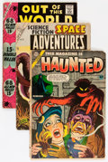 Silver Age (1956-1969):Miscellaneous, Charlton Silver Age Steve Ditko Related Group (Charlton, 1960s)Condition: Average FR/GD.... (Total: 33 Comic Books)