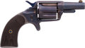 "Handguns:Single Action Revolver, Colt New Police ""Cop and Thug"" Spur Trigger Revolver...."
