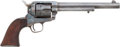 Handguns:Single Action Revolver, Colt Single Action Army Revolver with Colt Factory Letter....