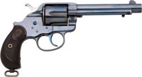 Exceptional Colt Model 1878 Double Action Revolver together with Colt Factory Letter