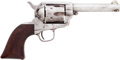 Handguns:Single Action Revolver, Composite Colt Single Action Army Revolver....