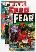 Bronze Age (1970-1979):Horror, Fear #1-31 Group (Marvel, 1970-75) Condition: Average FN+....(Total: 31 Comic Books)