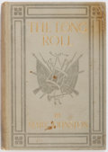 Books:Americana & American History, [N.C. Wyeth] Mary Johnston. SIGNED. The Long Roll. Boston:Houghton Mifflin, 1911. First Edition. Signed by the illu...